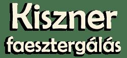 Kiszner-faesztergálás