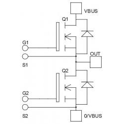 BSV81 N Channel MOS-FET transistor TO72 4 leg