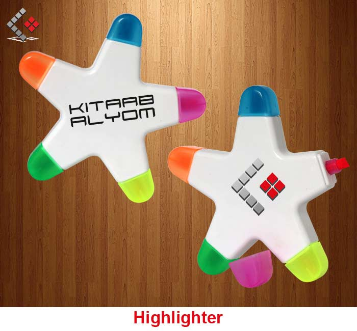 Highlighters Gifts for Kids, Branded Corporate Highlighters in DUBAI
