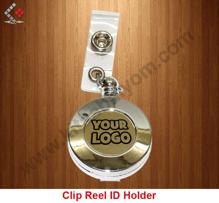 ID Card Holders in Dubai, Clip Reel, ID Holders, Print on Id Cards Dubai