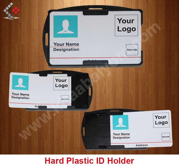 Hard Plastic Card Holders in Dubai, ID Holders, Print on Id Cards Dubai