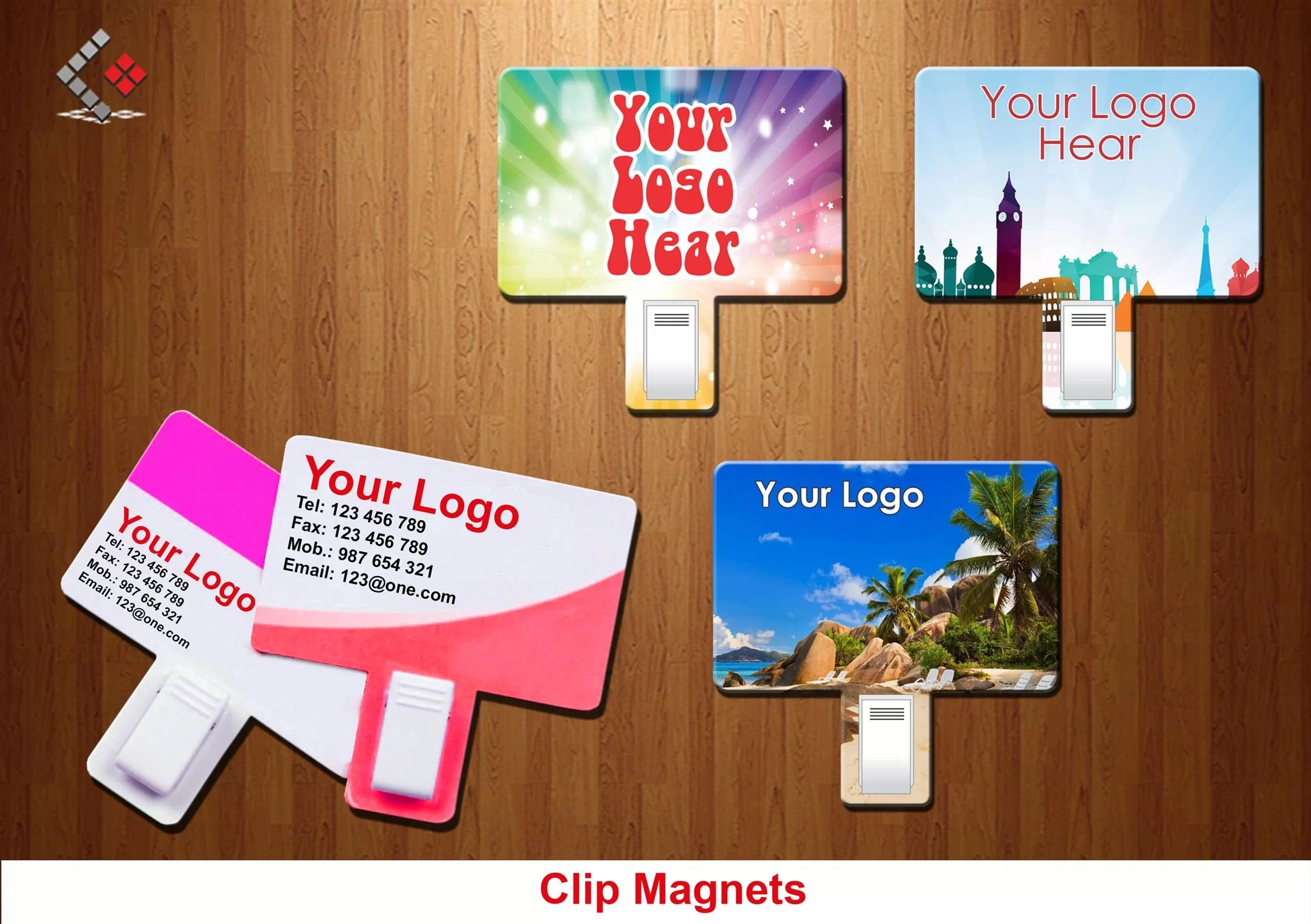 Clip Magnets, Magnets Promotional Items in Dubai & abu Dhabi