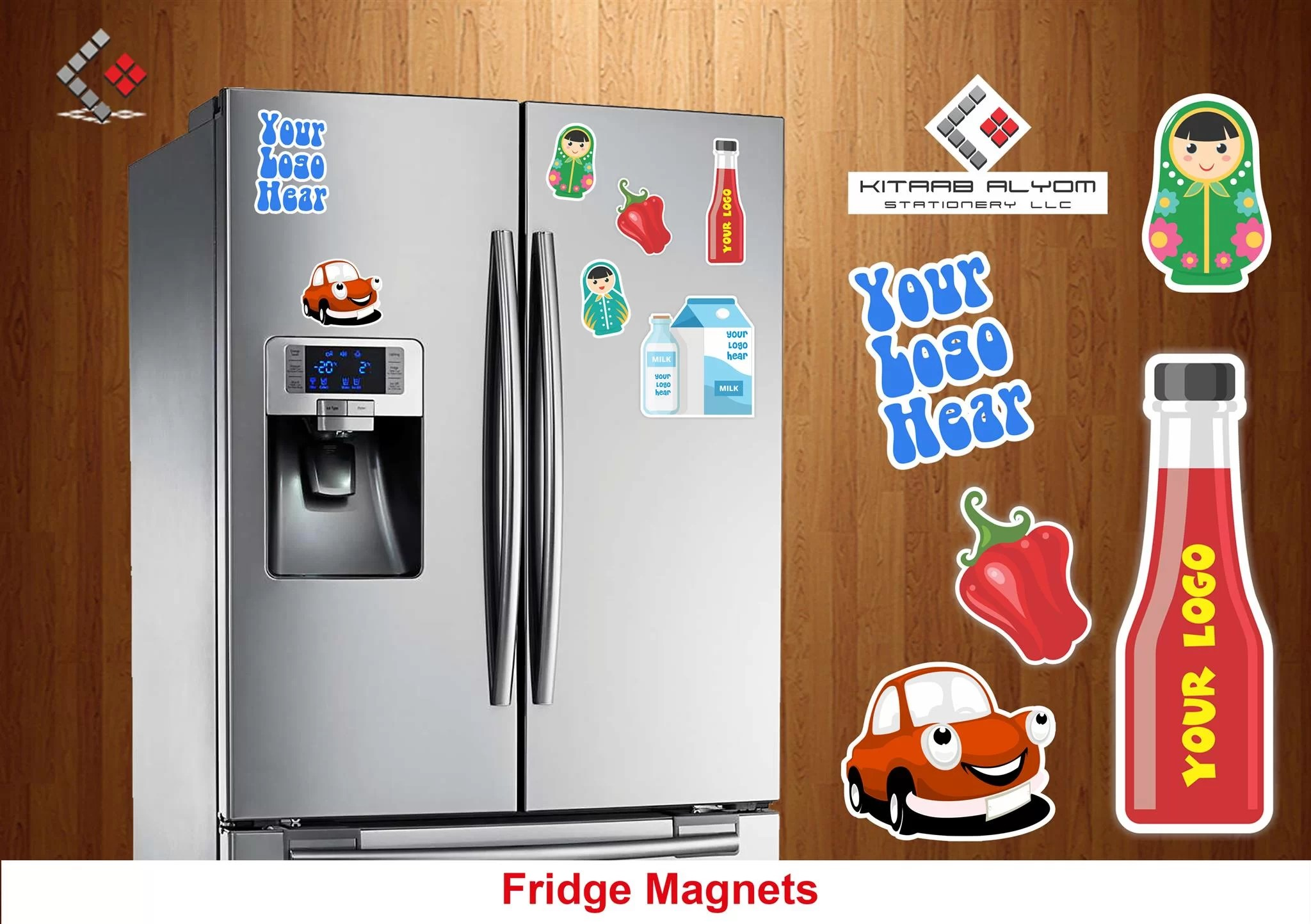 Fridge Magnets, Magnets Promotional Items in Dubai & abu Dhabi