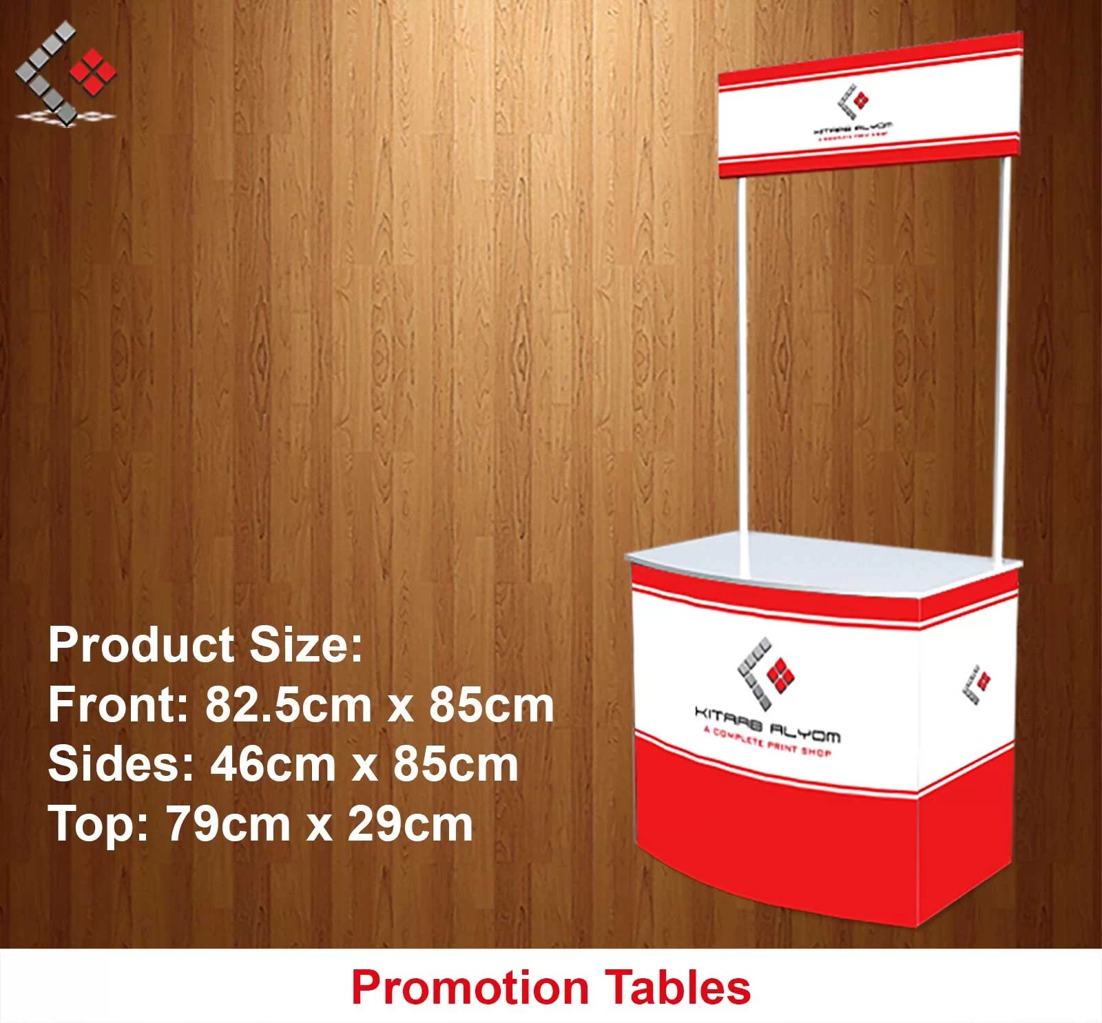 Promotional Tables in Dubai, Promotional Table Suppliers in Dubai - UAE