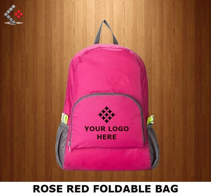 Foldable Bag Dubai, Travel Bag Dubai, Personalized Back Pack in Dubai