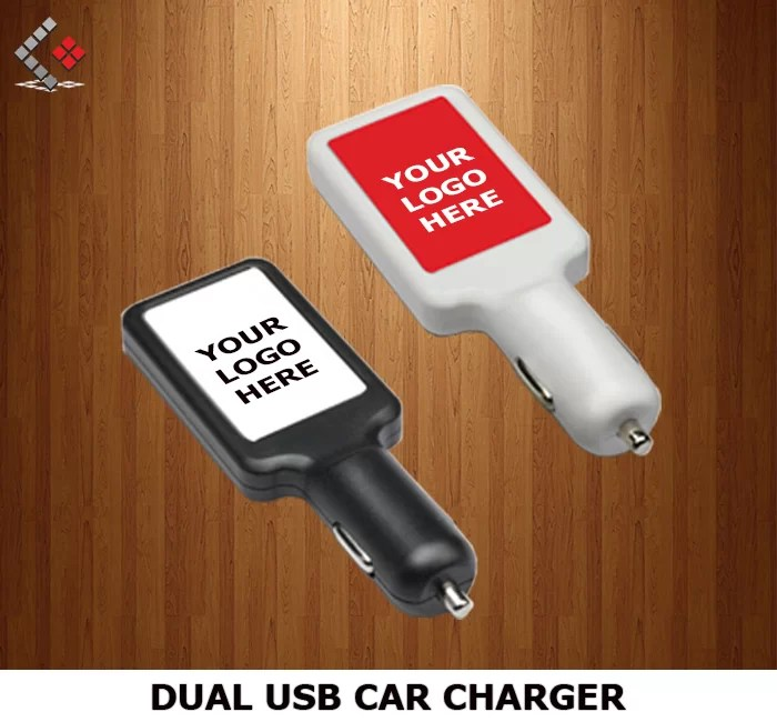 USB Chargers in Dubai, Printing on USB Car Charger in Dubai