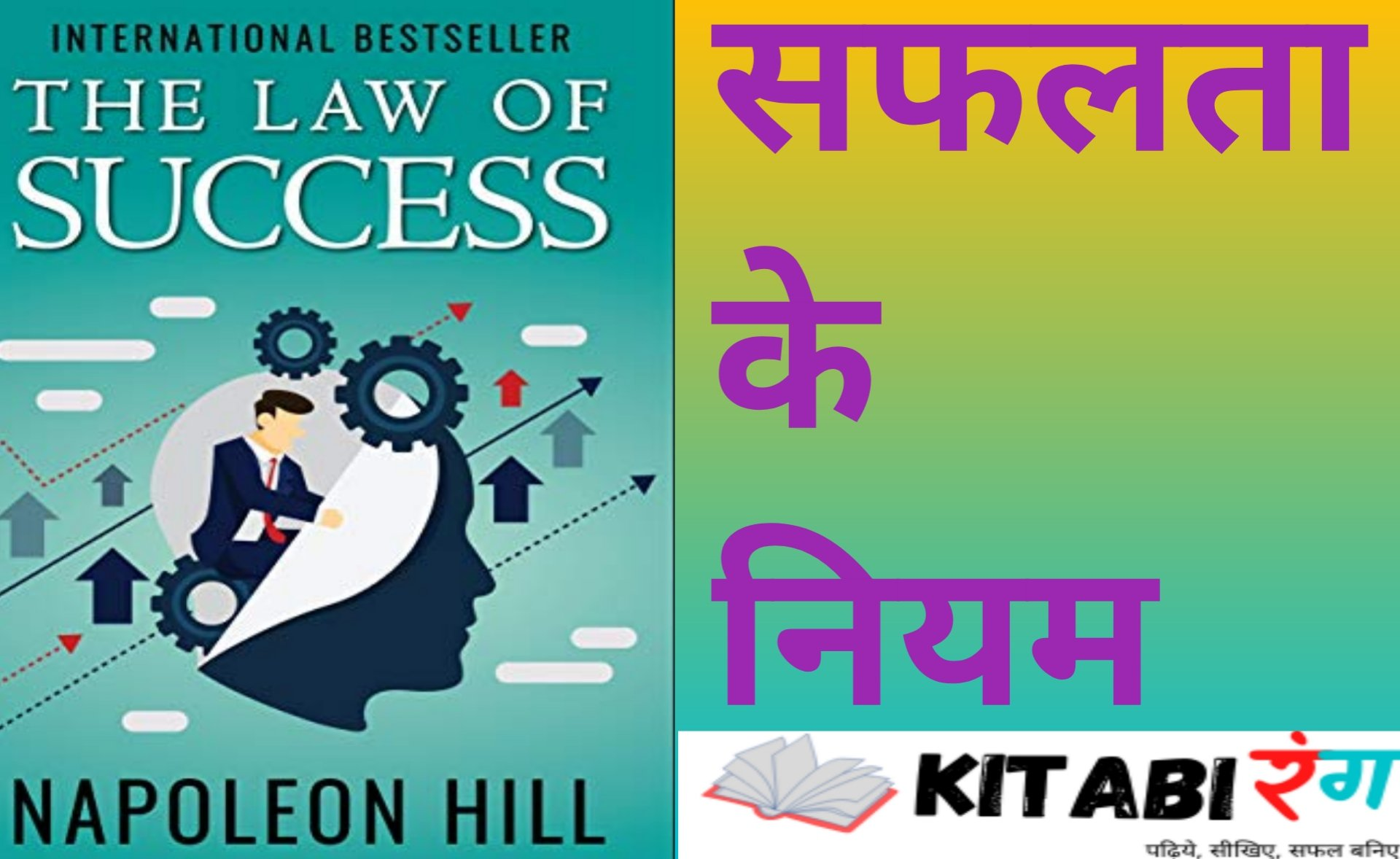 Read more about the article Law Of Success|Napoleon Hill|सफलता के नियम