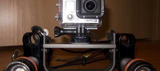 Goodman Handle for Gopro