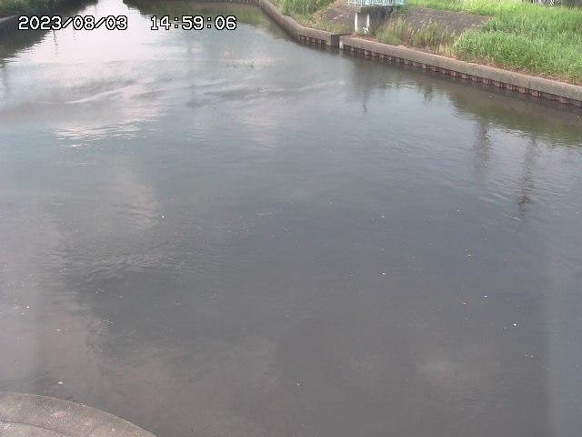 河川ライブカメラ:鴨田川・ 鴨田橋|北名古屋市役所緊急災害情報