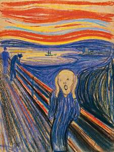 THE SCREAM – Çığlık