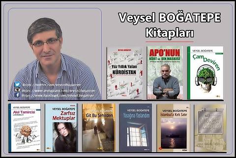 Veysel Boğatepe Kitapları