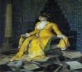 Osman Hamdi'nin İlluminati tablosu Koç ailesinde mi?