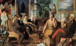 """Şehzade Abdülmecid Efendi ve """"Sarayda Beethoven"""" Tablosu - Büşra Yılmaz yazdı..."""