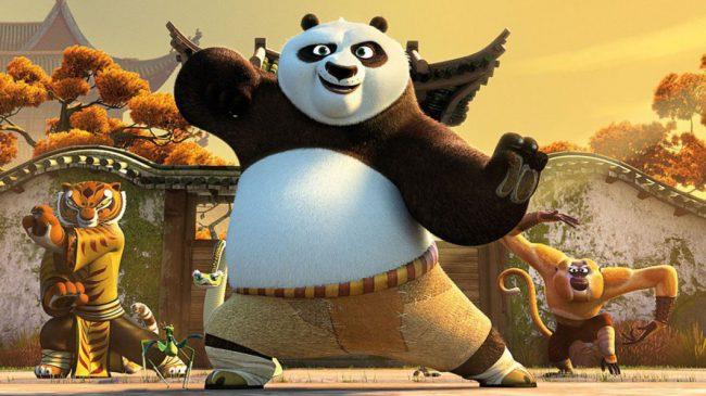 Review Film Kungfu Panda  Kitareviewcom