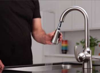 high end kitchen faucets reviews danze faucet best pull down - top rated product ...