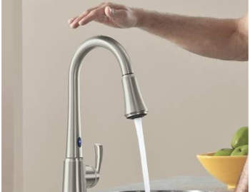 best kitchen faucet hotels with a choose the touchless right now complete reviews banner new