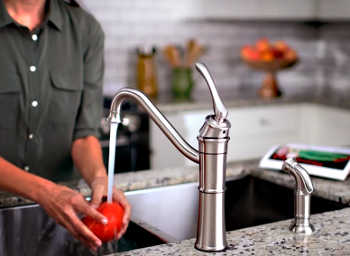 best stainless steel kitchen faucets