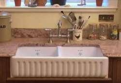 Fireclay kitchen sinks best reviews