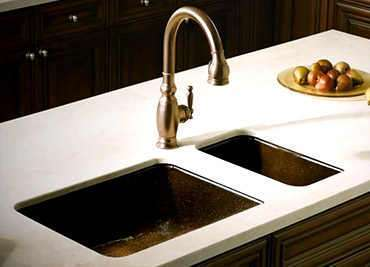 Sinks Kitchens Best kitchen sink reviews top picks and ultimate buying guide 2018 top mount kitchen sinks workwithnaturefo