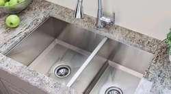 Under mount kitchen sinks