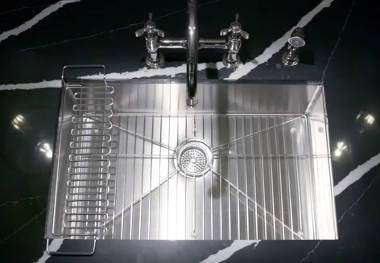 stainless steel kitchen sinks reviews picture