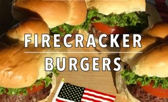KitchAnnette Firecracker Burgers feature