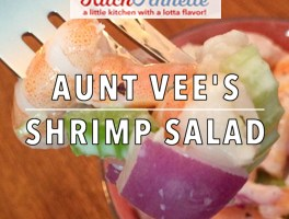 KitchAnnette Shrimp Salad Feature