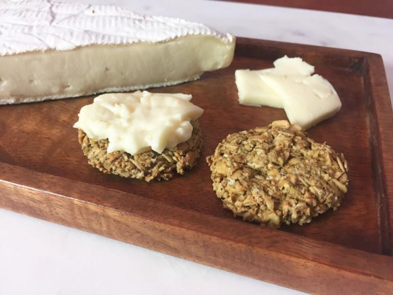 KitchAnnette Scottish Oatcakes Brie