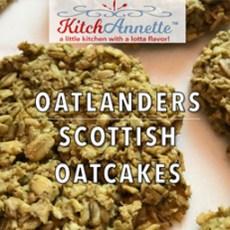 KitchAnnette Scottish Oatcakes Feature Shot