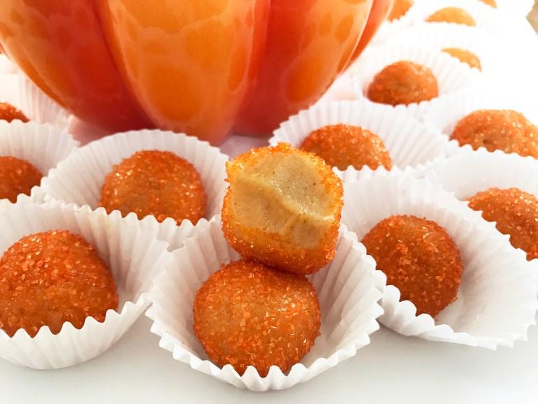KitchAnnette Pumpkin Spice Kisses Hero