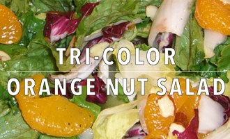 KitchAnnette Tri-Color Salad FEATURE