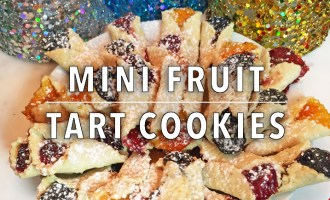 KitchAnnette Fruit Tarts Feature