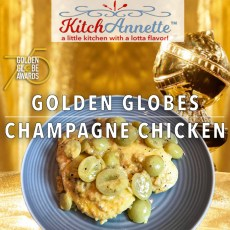 KitchAnnette Champagne Chicken Feature
