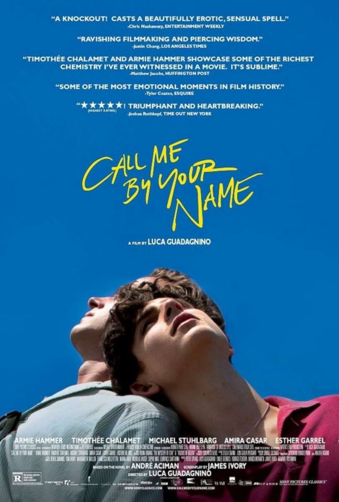 KitchAnnette 2018 Oscars Call Me By Your Name