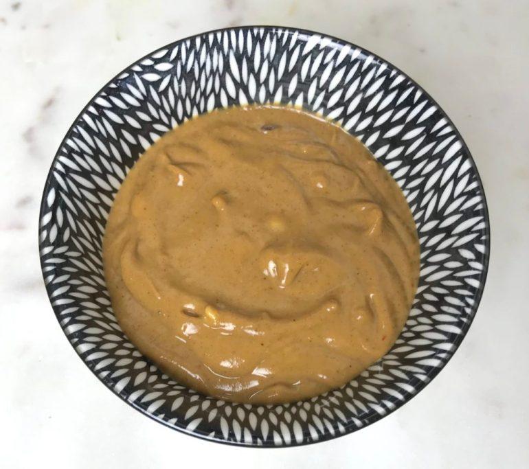 KitchAnnette Summer Rolls Sauce