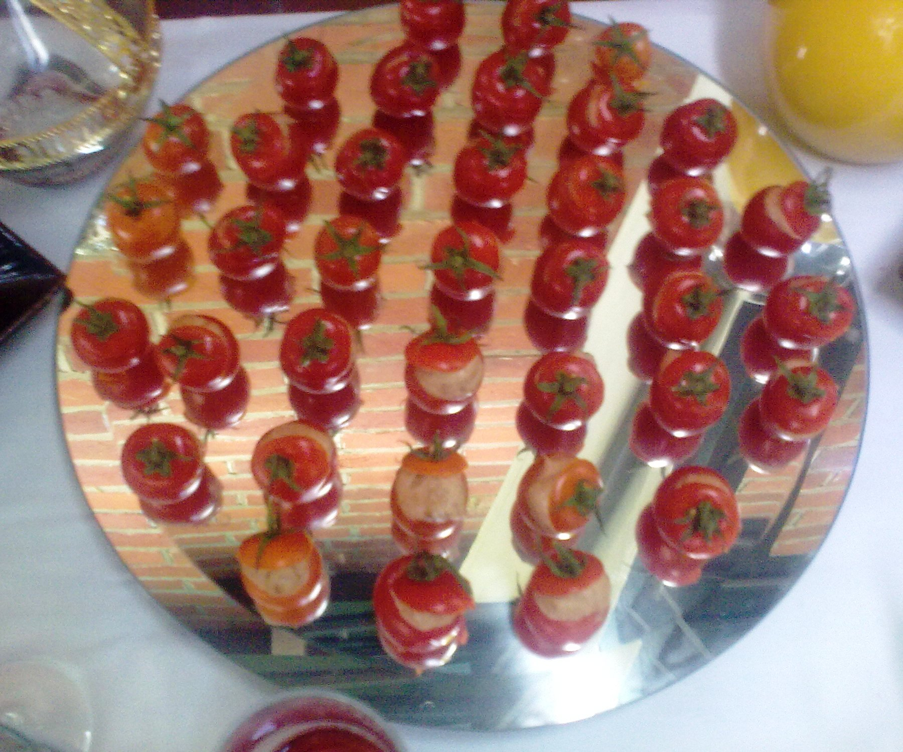 Sample Canape Menu For Any Hospitality Function Canape
