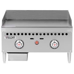 Vulcan Kitchen Equipment Epoxy Commercial Flooring Vcrg Thermostatic Gas Griddle Vcrg24 T Online Store