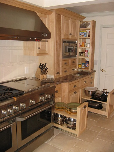 kitchen sliding baskets countertop options for more base cabinet pull out storage ideas in ...