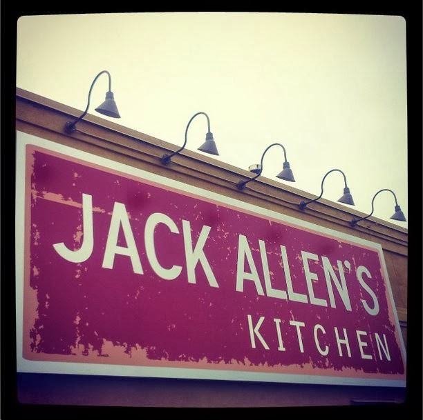 not to mention attentive servers and bar staff are perfect for happy hour and dining patrons not only does jack allens kitchen support local - Jack Allens Kitchen Menu