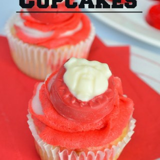 Tailgating Recipes: Game Day Cupcakes