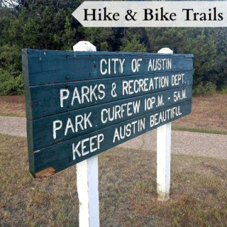 Health and Wellness: 5 Austin Area Hike and Bike Trails