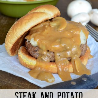 Steak and Potato Burgers {Plus Tips for the Perfect Burger}
