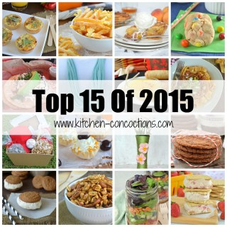 Top 15 In 2015 and Happy New Year!!