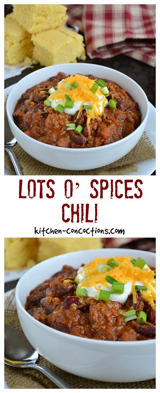 Lots of' Spices Chili