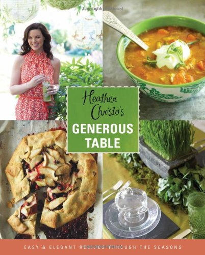 Dishin' It Up – May 2016 generous table cookbook