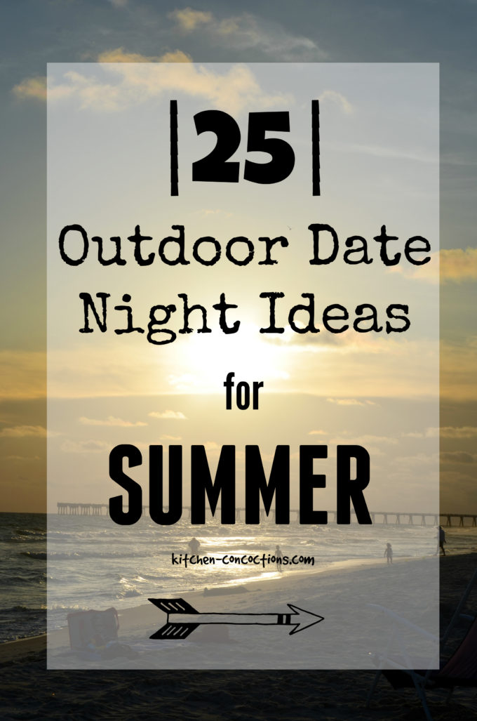 summer date night ideas