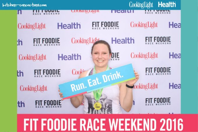fit foodie race kitchen concoctions