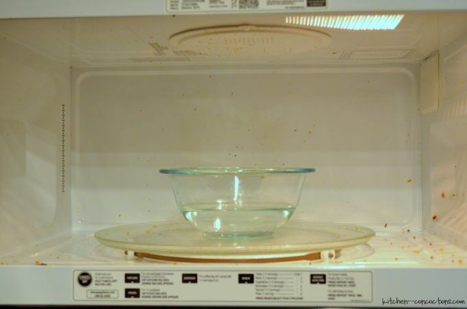 Microwave Cleaning Hack: