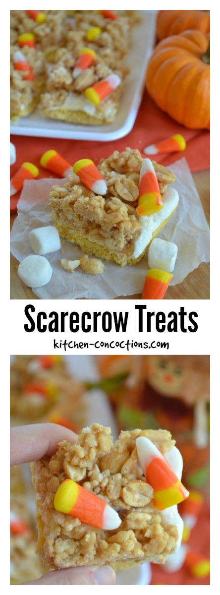 Scarecrow Treats