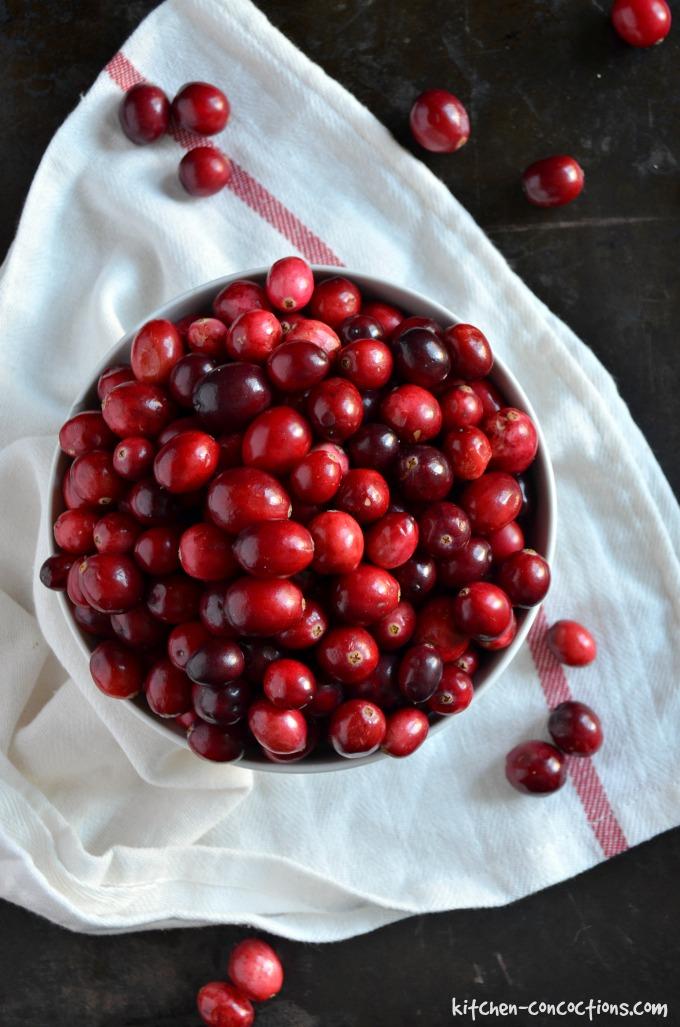 Cranberry Recipes and Crafts